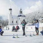 Eisstockschießen Tirol