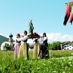 Kirchtag Tradition Leutasch