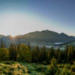 Sonnenaufgang am Brunschkopf