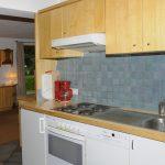Küche Appartement Hohe Munde