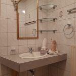 Badezimmer Appartement Gschwandtkopf